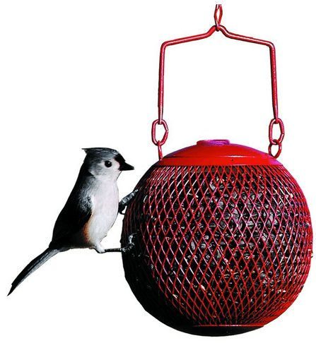 Seed Ball Wild Bird Feeder - Mother's Day Gift Idea - A Thrifty Mom