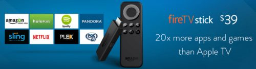 fireTV stick $39 - More apps and games than Apple TV - A Thrifty Mom