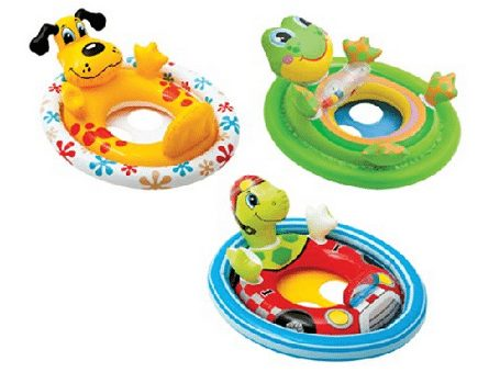 Inflatable See Me Sit Pool Floaty for kids