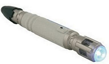 Doctor Who ScrewDriver Sonic flashlight, Stocking stuffers for tween or teens who love Dr. Who