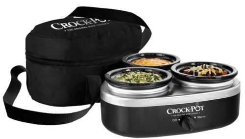 Crock-Pot Little Triple Dipper