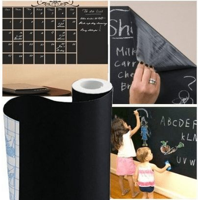 Chalkboard Contact Paper for Home or Office