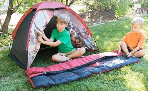 Pop Up Tent Star Wars Discovery Kit