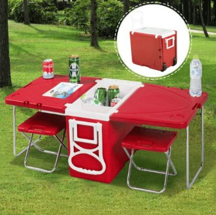 camping hacks, Camping tips, if you love the outdoors camping sporting or tailgaiting this is going to change your life, Popular gift idea