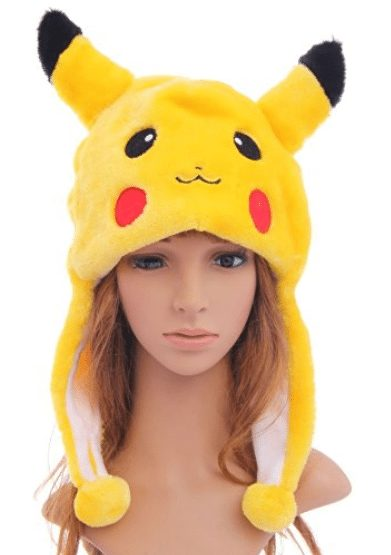 pokemon-pikachu-cosplay-aviator-hat