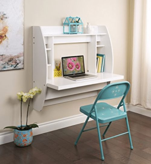 Wall Mounted Desk - Small Space Solutions