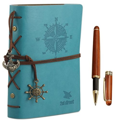 Leather Writing Journals