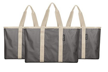 Collapsible Grocery Bags