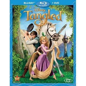 tangled dinsey