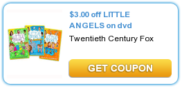 $3.00 off LITTLE ANGELS on dvd