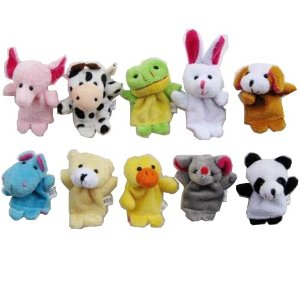 finger puppets free shipping