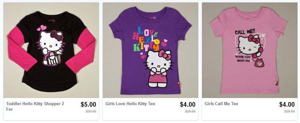 hello kitty sale 3