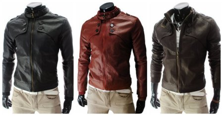 Leather Jacket Fathers Day Sale