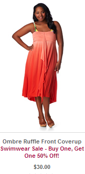 Swimsuit coverup from Maurices