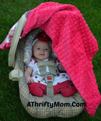 carseat canopy free