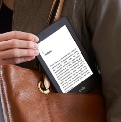 kindle new Paper white
