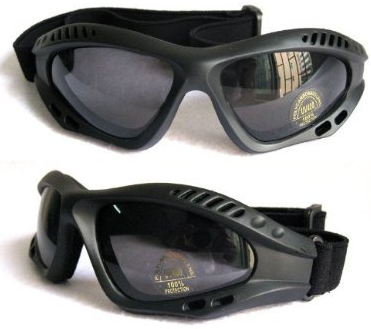 Tactical Goggle Life Time Warranty