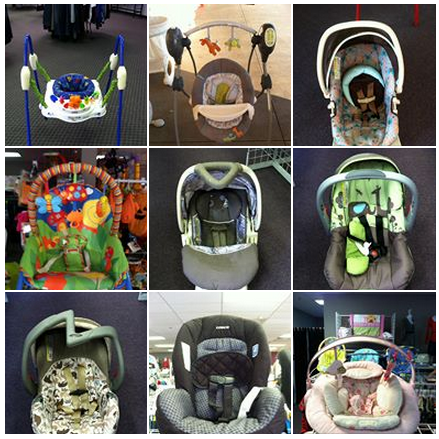 other mothers car seats