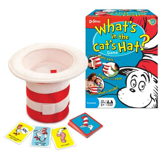 Cat in the hat game