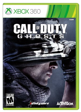 call of duty ghost sale