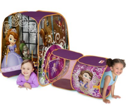 sofia the first play hut