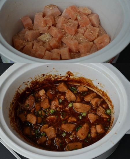 Orange Chicken made in the crockpot  supply photo #2