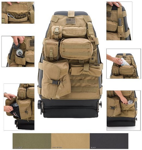 Tactical Seat Cover