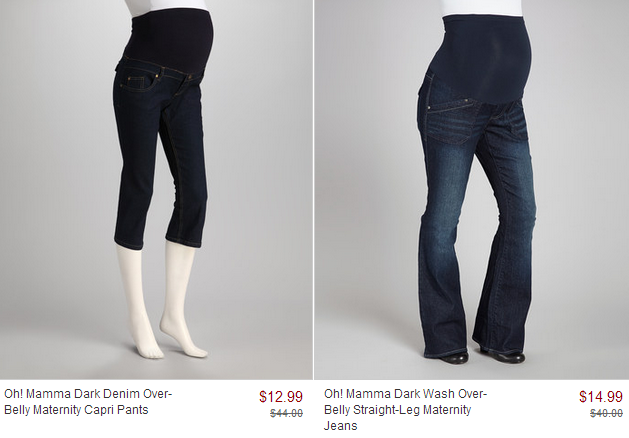 oh mama maternity jeans