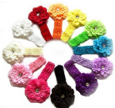 Baby head bands, so many to pick from and priced low as 59 cents each shipped right to your door #headbands, #baby, #fashion