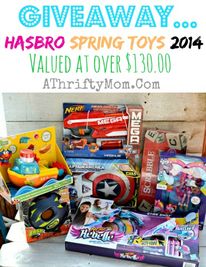 Hasbro toy giveaway, the new spring line up of HASBRO TOYS is here and you could win them all for FREE, just enter to win #Giveway, #hasbro, #Toys