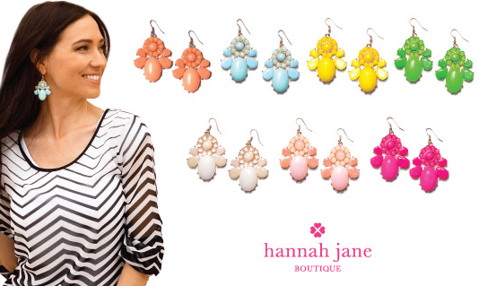 hanna jane ear rings on sale and shipped FREE HURRY this weekend only