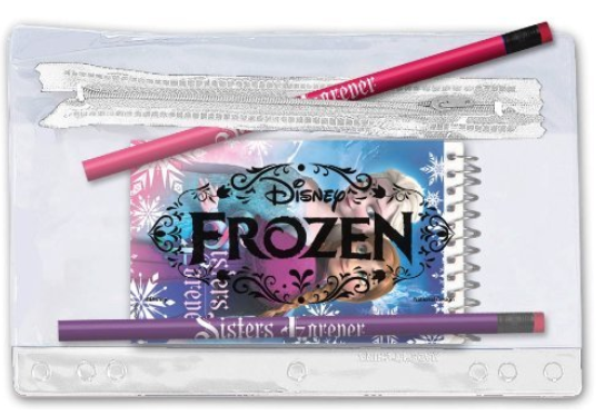 Frozen Pencil Pouch