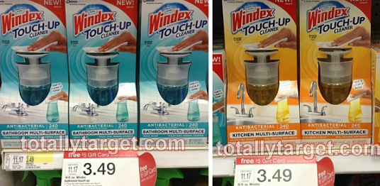 Windex touch up at target