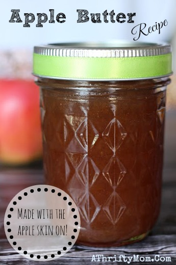 Apple Butter Recipe, How to make apple butter,Quick and Easy Apple Butter, #Apples, #FallRecipes