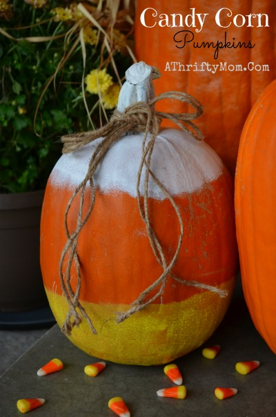 candy corn pumpkin easy way to decorate a pumpkin without carving it pumpkinideas