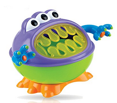 Nuby Monster Snack Keeper - Great for little snackers!