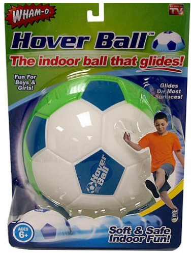 Hover Ball - The indoor ball that glides #GiftForKids #ChristmasGiftIdea