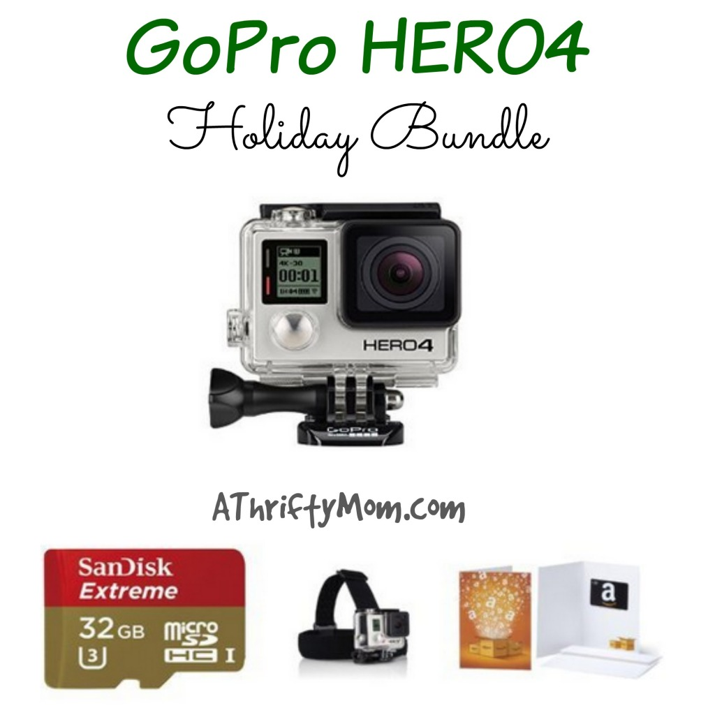 GoPro Holiday Bundle On Sale - The Perfect Time to Buy!
