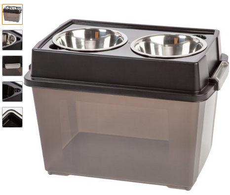 pet food raised bowls, perfect for dogs and cats on sale and shipped free