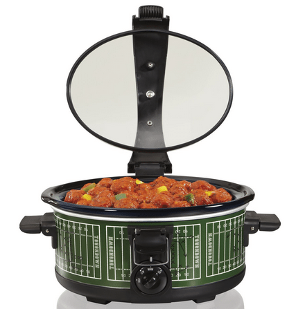 New England Patriots vs Seattle Seahawks GAME DAY Crock-Pot, for the ulimate football party, Superbowl, NFL