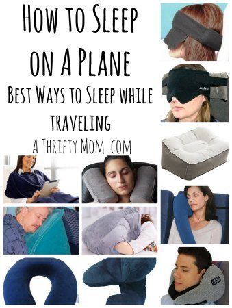 How to Sleep on a plane Best ways to sleep while traveling