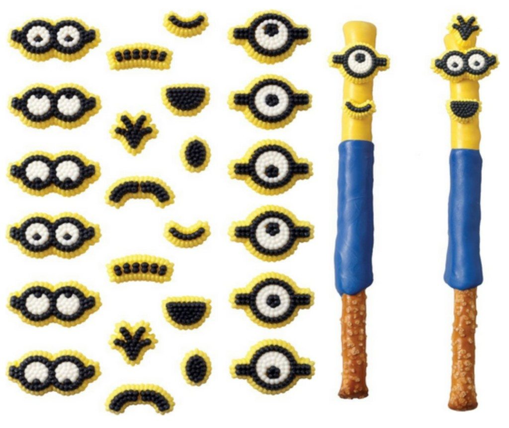 Candy Minion Eyeballs and MORE Decorations