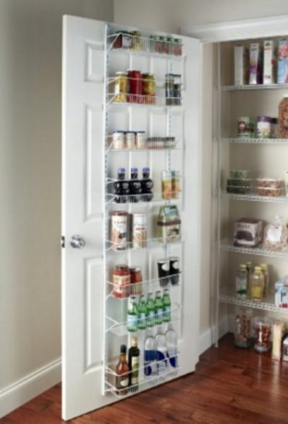 pantry organization, wire rack, organizing for small spaces