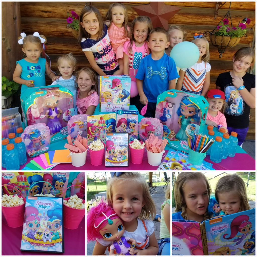 Shimmer and Shine Party, books, movies, free coloring pages perfect for preschool aged children #shimmerandshine #ad