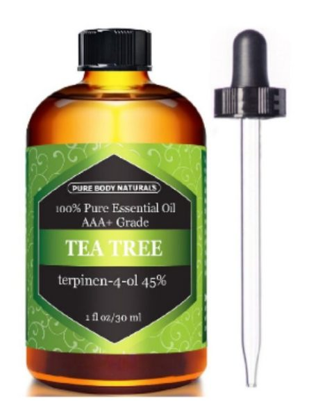 Tea tree oil works for lice prevention