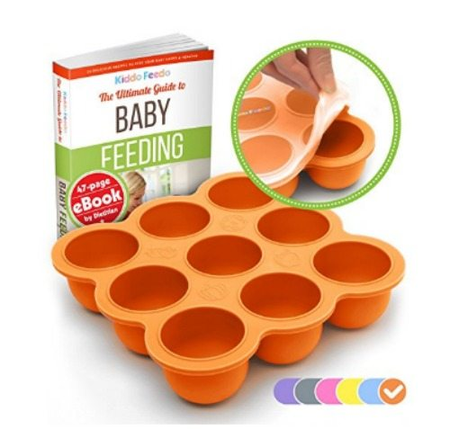 Making your own baby food is easy