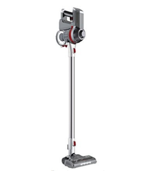 Cordless rechargeable vacuum