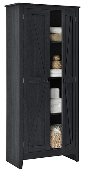 Rustic Inspired Storage Cabinet