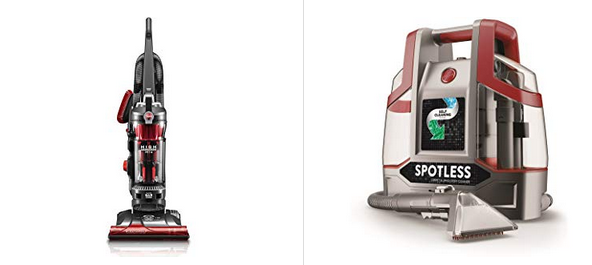 Save on Hoover Upright Vacuum Cleaners