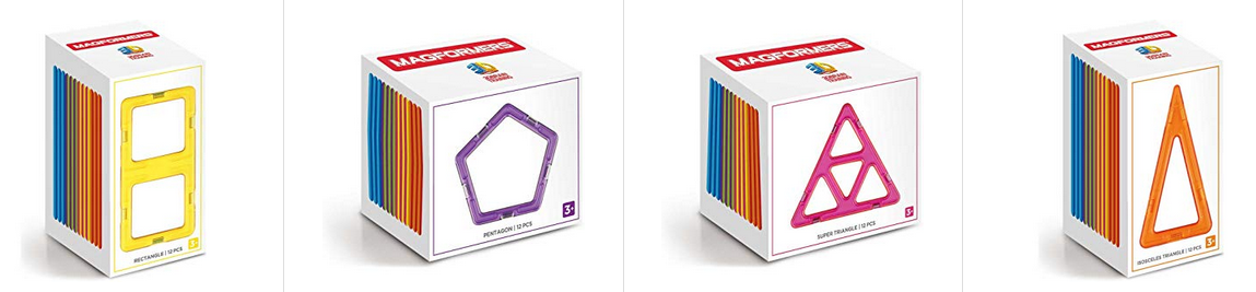 Save on Magformers Magnetic Toys